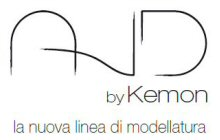 • AND by Kemon» Modelling line