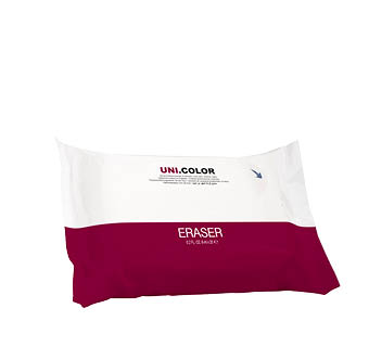 Uni Color Eraser - 25 salviette