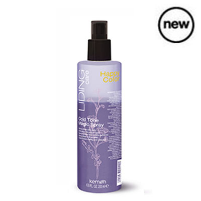 Happy Color Cold Tone Magic Spray - 200ml
