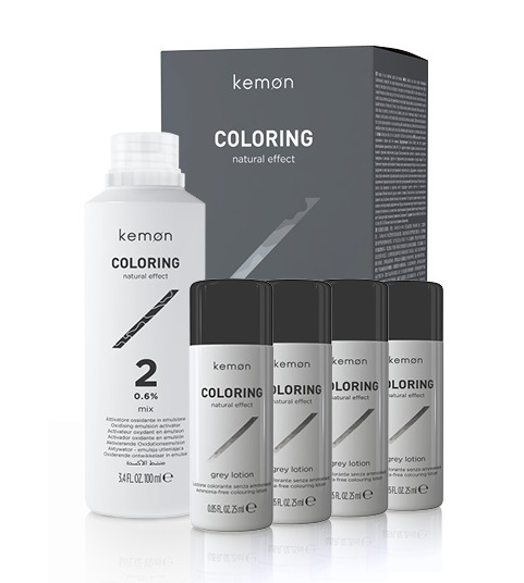 Coloring Gray Mousse - 300ml