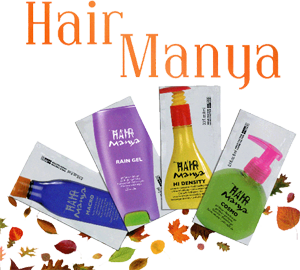 Hair Manya - Try Kit 4x8ml