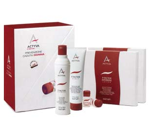 Actyva P Factor - KIT Female Intensive