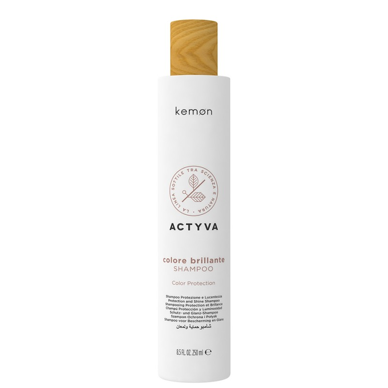 Actyva Colore Brillante Shampoo - 250ml