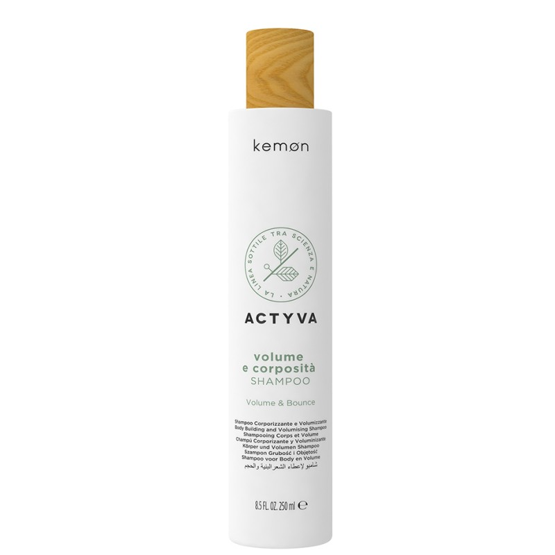 Actyva Volume e Corposita Shampoo - 250ml
