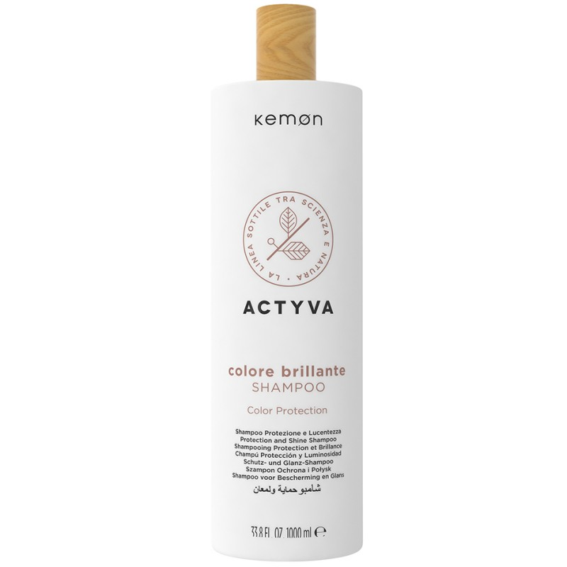 Actyva Colore Brillante Shampoo - 1000ml
