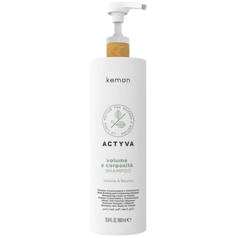 Actyva Volume e Corposita Shampoo - 1000ml