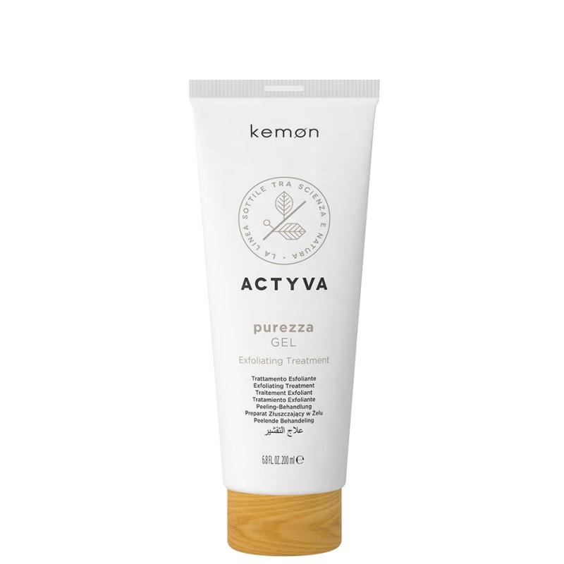 Actyva Purezza Gel - 200ml