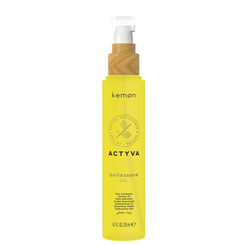 Actyva Bellessere Oil - 125ml