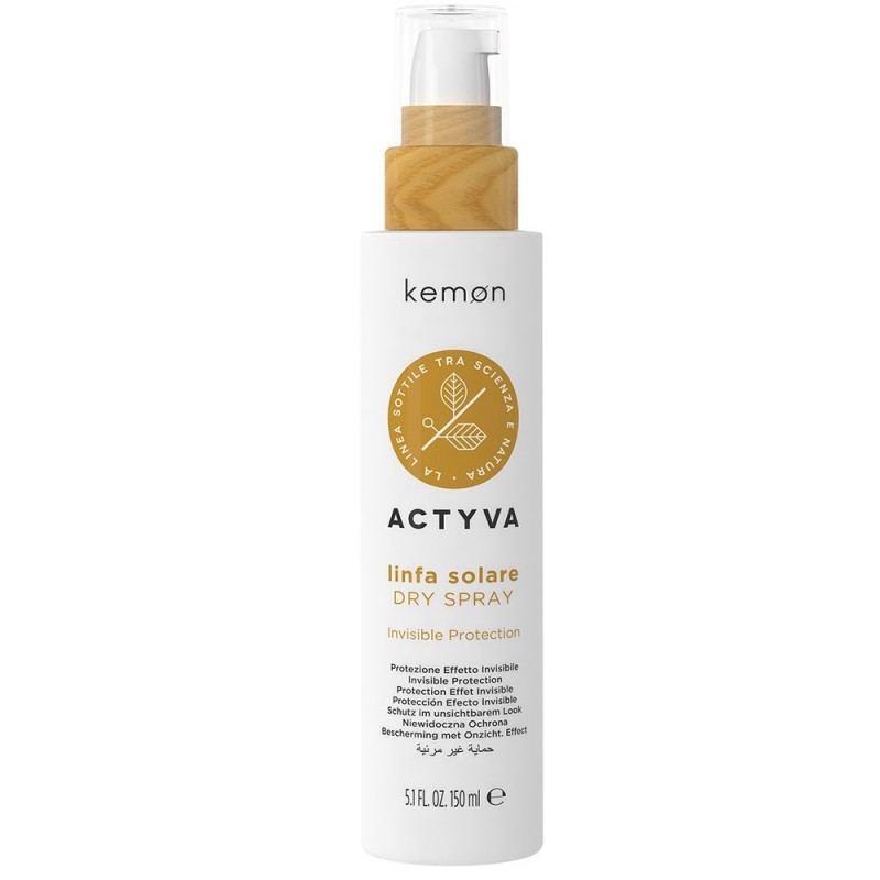 Actyva Linfa Solare Dry Spray - 150ml