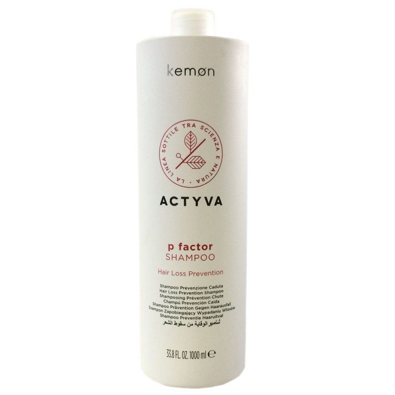 Actyva P Factor Shampoo - 1000ml