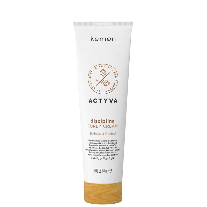 Actyva Disciplina Curly Cream - 150ml